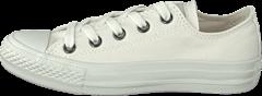 Converse - Chuck Taylor All Star Ox White Monochrome