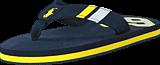 Ralph Lauren Junior - Ferry Thong Navy Cordura W