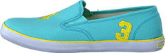 Ralph Lauren Junior - Serena Ocean Blue-Yellow