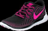 Nike - Wmns Nike Free 5.0 Black/Pink