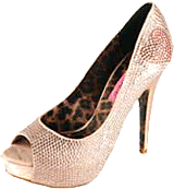 Betsey Johnson - Glitzee
