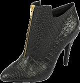Black Secret - Fiddana Stilletoe Shoe