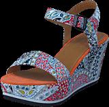 Esprit - Flower Print Sandal