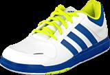 adidas Sport Performance - Lk Trainer 6 K White/Royal/Yellow