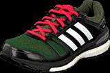 adidas Sport Performance - Supernova Sequence 7 M Base Green/White/Black