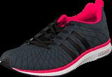 adidas Sport Performance - Adizero Feather 4 W Bold Onix/Black/Solar Pink