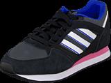 adidas Originals - Zx 100 W Core Black/Ftwr White/Blue