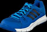 adidas Sport Performance - Gym Warrior Blue Beauty/Black/Solar Blue