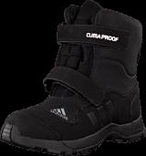 adidas Sport Performance - Ch Adisnow II Cf Cp Black/Black/Metallic Silver