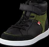 Pax - Bump Black/Green