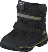 Viking - Domino Black/Lime