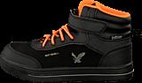 Gulliver - 430-4986 Boots Waterproof Black/Orange