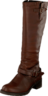 Duffy in Leather - 53-22013 Brown