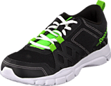 Reebok - Trainfusion Rs 3.0 Black/Solar Green/White