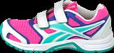 Reebok - Pheehan Run 2.0 Tx Pink/White/Purple/Teal