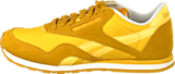 Reebok Classic - Cl Nylon Slim Color Green/Gold/Yellowsensation/Wht
