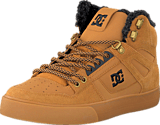 DC Shoes - Spartan High Wc Wnt Shoe Wheat/Turkish C