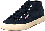 Superga - 2754 Cotu Mid Navy