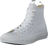 Converse - All Star Mono Leather White