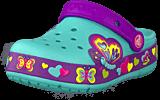 Crocs - Crocs Lights Butterfly Clog PS