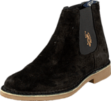 U.S. Polo Assn - Faust 1 Suede Black