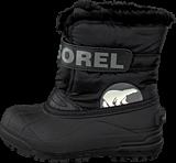 Sorel - Snow Commander 010 Black, Charcoal