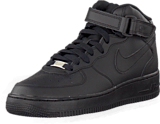 Nike - Air Force 1 Mid (Gs) Black