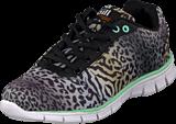 Oill - Animal Signature Girl shoe Grey