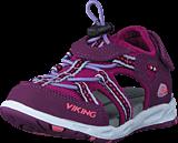 Viking - Thrill Plum/Dark Pink