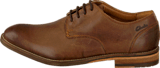 Clarks - Exton Walk Tobacco Leather