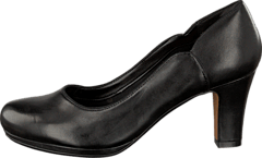 Clarks - Chorus Nights Black Leather