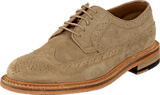 Clarks - Edward Style Taupe Suede