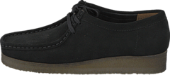 Clarks - Wallabee Black