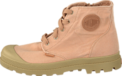 Palladium - Pampa Hi Zipper Kids Salmon Pink