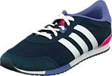 adidas Originals - Zx 700 Be Lo W Petrol Ink/Ftwr White/Purple