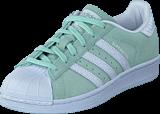 adidas Originals - Superstar W Ice Mint/ White/