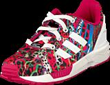adidas Originals - Zx Flux El I Ftwr White/Bold Pink