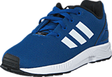 adidas Originals - Zx Flux El I Eqt Blue/Ftwr White/Core Black