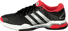 adidas Sport Performance - Barricade Team 4 Black/Silver/Red