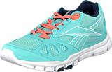 Reebok - Yourflex Trainette Rs 6.0 Crystal Blue/Coral
