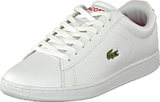 Lacoste - Carnaby Evo Nte Wht/Red Lth/Syn