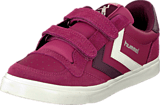 Hummel - Stadil Jr Leather Lo Malaga