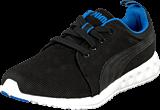 Puma - Carson Runner Black-Strong Blue