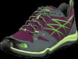 The North Face - W  Hedgehog Fastpack Lite Gtx Black Currant Purple/Green