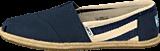 Toms - University Classic Wmn Navy Stripes