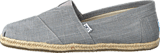 Toms - Seasonal Classics Grey Linen