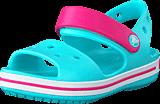 Crocs - Crocband Sandal Kids Pool/Candy Pink