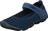 Crocs - Duet Busy Day Mary Jane GS Navy/Graphite