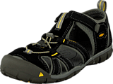 Keen - Seacamp II Cnx Black Yellow