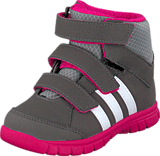 adidas Sport Performance - Winter Mid I Cinder/Bold Pink/Ftwr White
